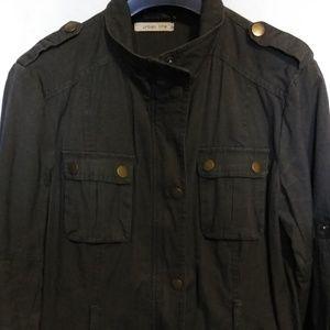 Urban life green jacket